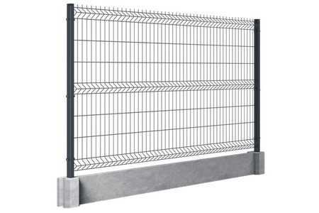 Galvanizált kerítés