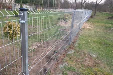 Horganyzott alumínium kerítés