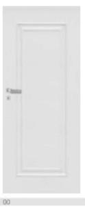 Modern fóliás beltéri ajtó