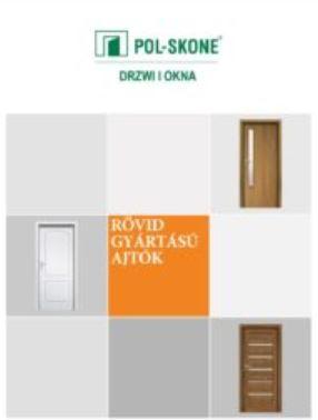 Rövid gyártású ajtók