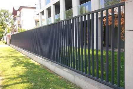 Horgonyzott kerítés elem